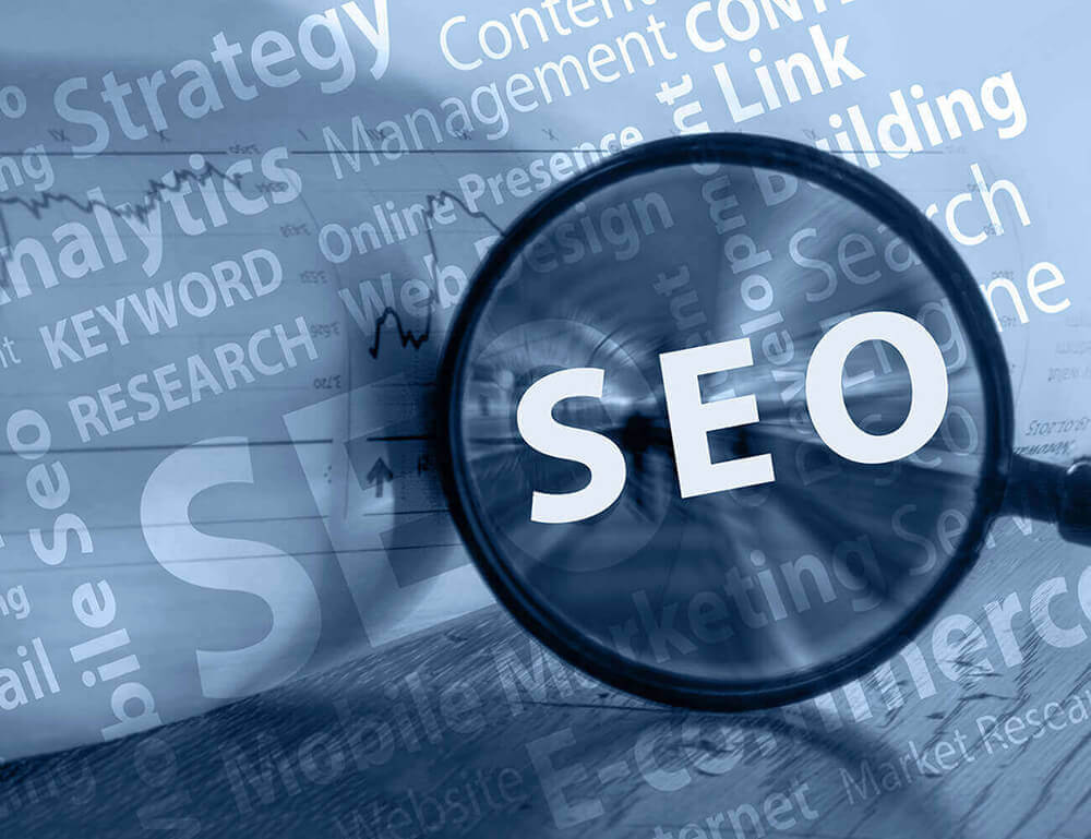 "image that depicts SEO and its meaning being ""Search Engine Optimization"