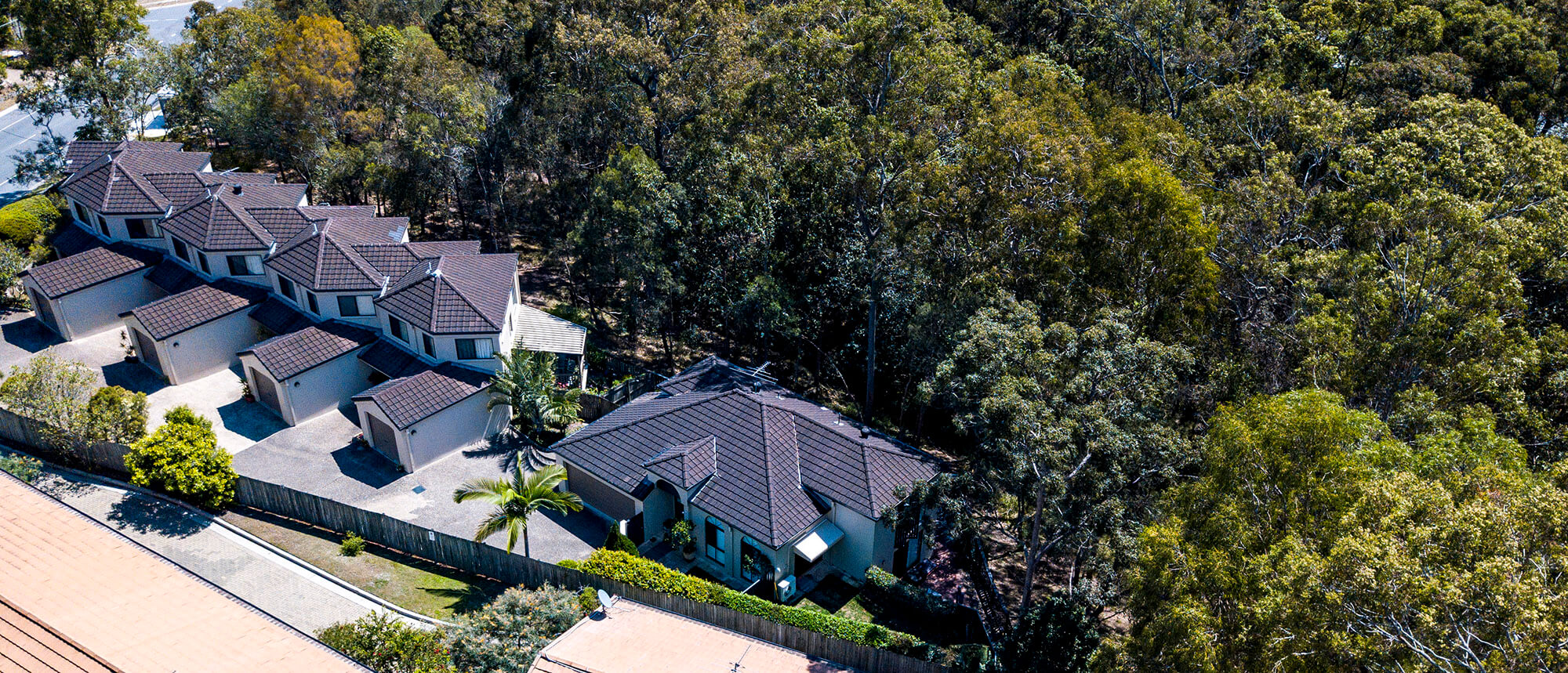 Professional aerial and ground photography services